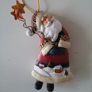 Other - Santa Clause Ornament Hanging Decor